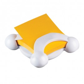 Turētājs POST-IT BUBBLE Z-veida līmlapiņām + Z-Notes dzeltenas līmlapiņas 1 blociņš