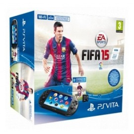 PLAYSTATION PORTABLE VITA WIFI/4GB FIFA15 SONY