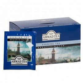 Tēja AHMAD Alu AHMAD EVENING bez kofeina, 20 maisiņi x 2 g paciņā