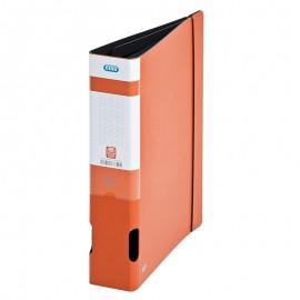 Mape-reģistrs ELBA ,A4, PP, 60mm, oranža
