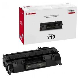 Tonera kasete Canon CRG 719, melna, (2100 lpp.)