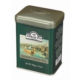 Beramā zaļā tēja AHMAD TINS Jasmine green, 100 g