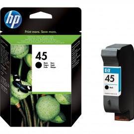 Tintes kasete HP Nr. 45, melna, 42ml