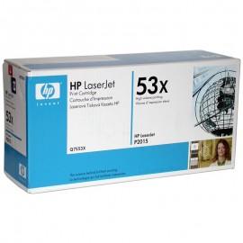 Tonera kasete HP Q7553X, melna, (7000 lpp.)