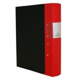Mape-reģistrs Esselte JOPA A4 formāts, 60mm, sarkana