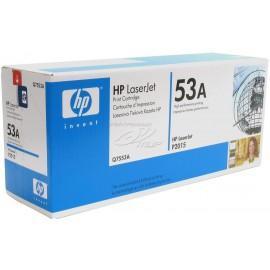 Tonera kasete HP Q7553A, melna, (3000 lpp.)