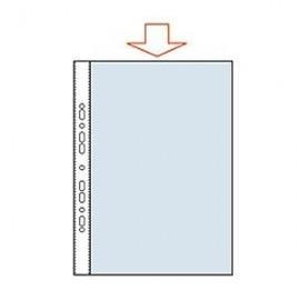 Kabata dokumentiem Esselte A3 vertikāla, 75mic, matēta, 50 gab./iepakojumā
