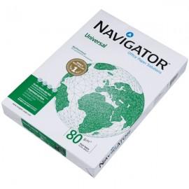 Papīrs Navigator Universal, A4, 80 g/m2, 500 loksnes