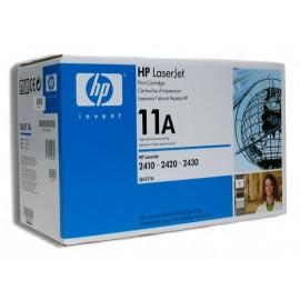 Tonera kasete HP Q6511A, melna, (6000 lpp.)