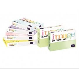 Papīrs Image Coloraction 55, A4, 80 g/m2, 500 loksnes, dzeltens